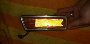 1970 Dodge Charger Coronet Front Fender Turn Signal Parking Light Right 500 R T