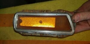 1970 Dodge Charger Coronet Front Fender Turn Signal Parking Light Right 70 S E