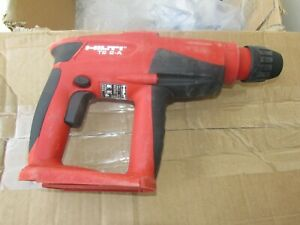 Hilti Te 2 a 24v Hammer Drill With Sds plus Chuck Used 614