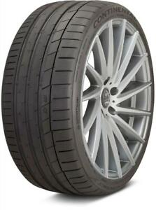 Continental Extremecontact Sport 245 35zr19 Xl 93y Tire 15507350000 Qty 1