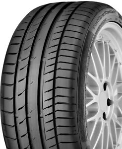 Continental Contisportcontact 5 275 45zr18 103y Tire 03562080000 Qty 1