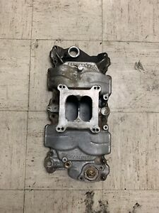 Offenhauser 360 Intake Manifold Chevy Small Block