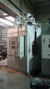 Dri Quik Industrial Infrared Curing And Powdercoating Ovens