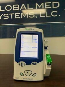 Welchallyn Lxi Spot Vital Signs Monitor W Necessary Wires Ref 45mto