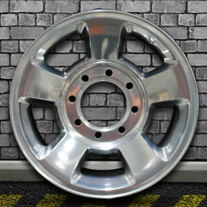 Polish Full Oem Factory Wheel For 2006 2008 Dodge Ram 1500 17x8