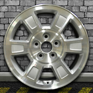 Medium Sparkle Silver Oem Factory Wheel For 2008 2014 Honda Ridgeline 17x7 5