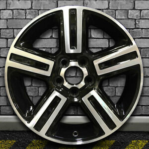 Machined Black Oem Factory Wheel For 2008 2014 Honda Ridgeline 18x7 5