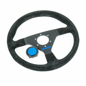 Ballade Sports Momo Edition Mod 78 Steering Wheel Suede 330mm