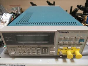 Tektronix Afg320 Arbitrary Function Generator Tested Ok As Pictured lab