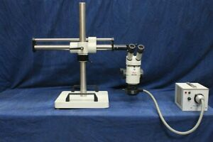 Leico Wild 8 Stereo Microscope 5 Units Available Microscope 6x To 50x Mag 15
