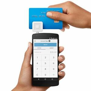 Credit Card Reader Square Swiper For Iphone Smartphone Tablet Ios Android mk7