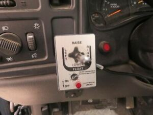 Fisher Plow Control Dash Mounted Joy Stick