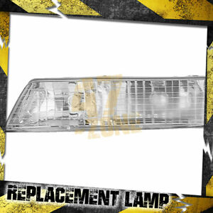For 1995 1997 Mercury Grand Marquis Left Driver Side Head Lamp Headlight