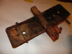 1950 Allis Chalmers Wd Farm Tractor Tank Support