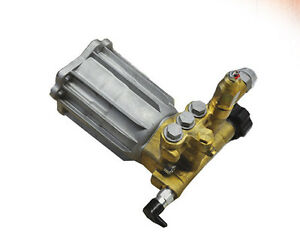 Pressure Washer Pump Plumbed Ar Rmv25g 24d 2 5 Gpm 2400 Psi 3400 Rpm