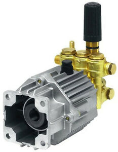 Pressure Washer Pump Plumbed Ar Sjv25g27d f7 2 5 Gpm 2700 Psi 3400 Rpm