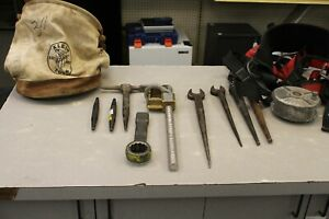 Iron Workers Tool Kit With Bag