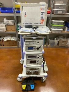 Used Stryker Arthroscopy Tower Excellent Condition