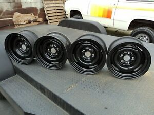 99 00 01 Ford Mustang Svt Cobra 5 Spoke 17x8 5 Chrome Rims Wheels Set