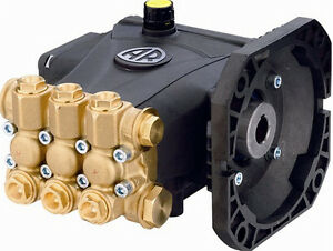 Pressure Washer Pump Ar Rca2g25e f8 2 Gpm 2500 Psi 5 8 Shaft