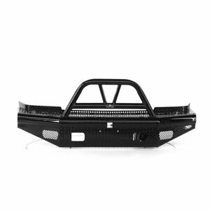 Ranch Hand Legend Bullnose Front Bumper For Chevrolet 2500 3500hd 2003 2007