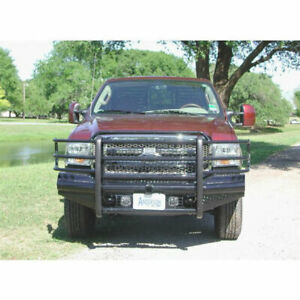 Ranch Hand Legend Front Bumper For Ford Excursion f 250 350 450 550 2005 2007