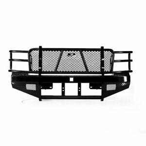 Ranch Hand Sport Front Bumper 15k Winch Ready For Chevrolet 2500 3500hd 11 2014