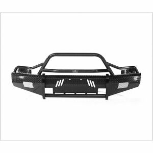 Ranch Hand Summit Bullnose Front Bumper For Chevrolet Silverado 1500 2007 2013