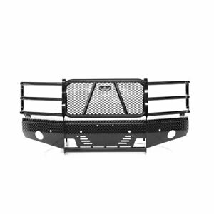 Ranch Hand Summit Front Bumper For Chevrolet Silverado 2500hd 3500hd 2015 2019