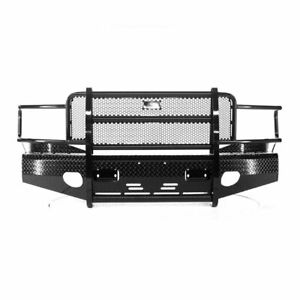 Ranch Hand Summit Front Bumper Black For Dodge Ram 1500 2500 3500 2006 2009