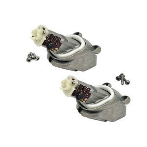 2x New Bmw F10 F11 F18 Lci 5 Series Led Angel Eye Light Module Diode Bulb Lamp