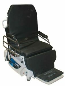 Transmotion Tmm6 Medical Hospital Patient Exam Power Drive Stretcher chair As is