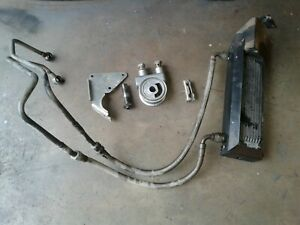 Volvo 240 Turbo Oil Cooler Kit Rare