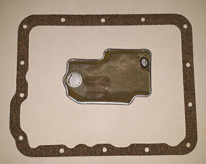 Ford Transmission Filter Gasket Kit Fits 1955 57 Medium Case Fordomatic