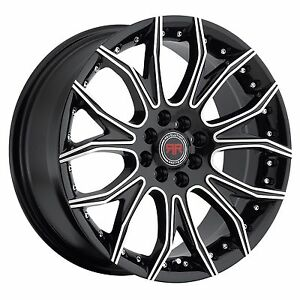 17 Inch Vct R4 Wheels Rims Tires Fit Chevy Ford Dodge Toyota Chrysler