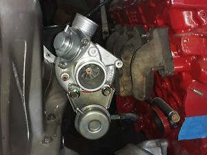 Volvo 15g Turbo Straight Flange Modified For 240 740 940 Redblock Engines