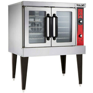 Vulcan Vc6ed 11d1 Full Size Electric Deep Depth Convection Oven 208v 12 5 Kw