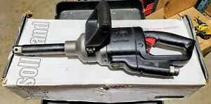 demo Ingersoll rand 2190ti 6 1 Dr Titanium Impact Wrench W 6 Ext Anvil