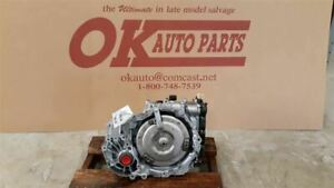 11 2011 Chevy Cruze Automatic Transmission Assembly 1chw