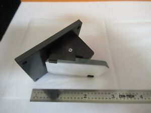 Olympus Mounted Mirror Vanox Optics Microscope Part As Pictured