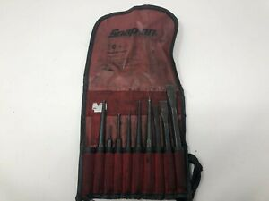 Snap On Ppc710bk Hand Tools Tools Punch Chisel 10pc Set