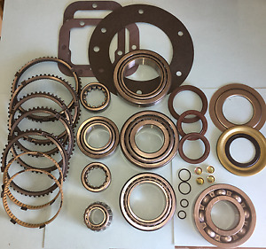 Ford Zf S650 S6 650 Truck 6 Speed Transmission Rebuild Kit 1998 On Superduty
