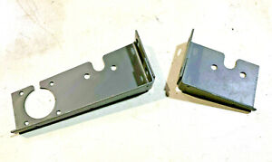Dodge Military M37 M43 Right And Left Side Nos Taillight Mount Brackets