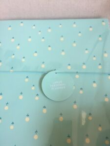 Nwt Kikki K Personal Large Planner Mint Flower Large Size A5 In Box