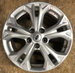 Ford Fusion 2010 2011 2012 2013 17 Oem Be5c1007aa Silver Used Wheel Rim 3871
