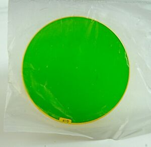 Nikon Or Olympus 45mm Microscope Green Interference Filter gif