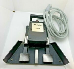 Covidien Valleylab E6008 Electrosurgical Footswitch Pedal Used
