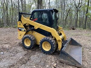 2017 Cat 242d 2 Speed Skid Steer Loader Caterpillar