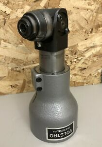 Volstro Er 16 Adjustable Right Angle Head For Bridgeport Mill W New Housing
