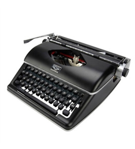 New Royal 79104p Manual Typewriter